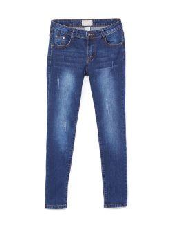 Daniel L Dark Blue Straight-Leg Jeans - Boys
