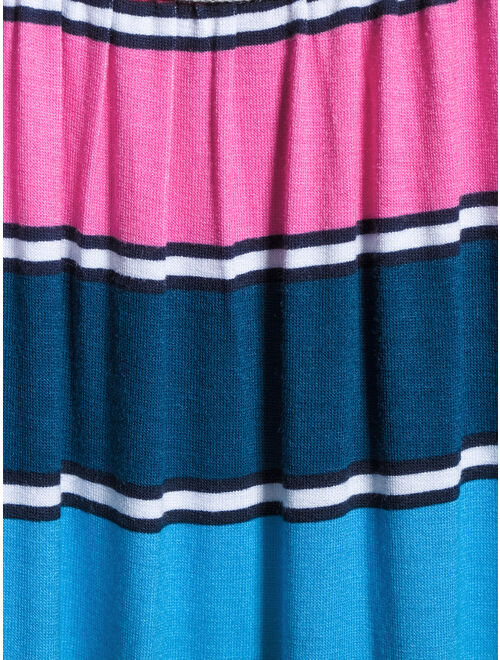 Secret Treasures Women's Stripe Sleep Chemise