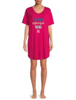 Women's Expensive Sleep Shirt