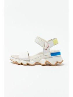 Kinetic Rubber Heels Sandal