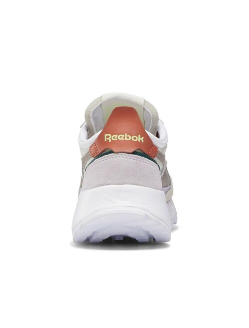 Reebok Classic Legacy sneakers in sand with color pops