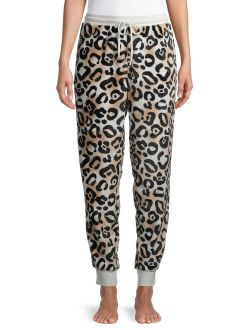 Women's and Women's Plus Deluxe Touch Lounge Pajama Joggers