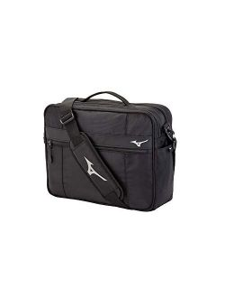 Front Office 21 Briefcase, Black