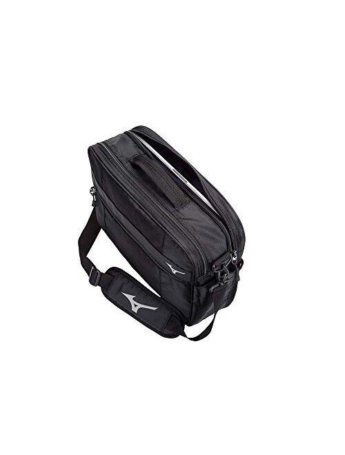 Mizuno Front Office 21 Briefcase, Black