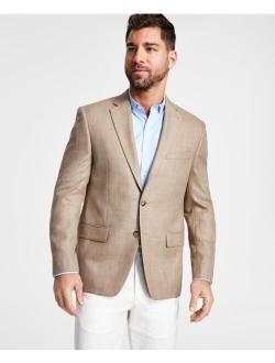 Men's Classic-Fit Neat UltraFlex Sport Coats