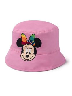's Minnie Mouse Toddler Girl Bucket Hat