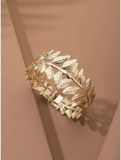 Leaf Design Bangle