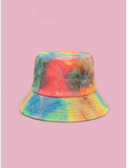 Kids Tie Dye Bucket Hat