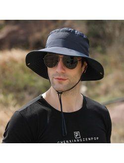 Men's outdoor climbing summer fisherman hat fashion casual sun hat men's beach fishing sun hat