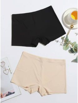 2pack Seamless Shortie Panty Set