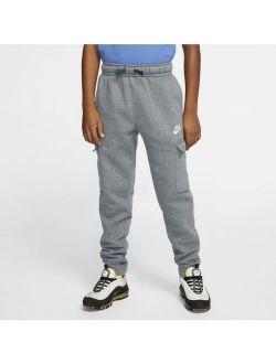 Big Boys Club Cargo Sportswear Pants