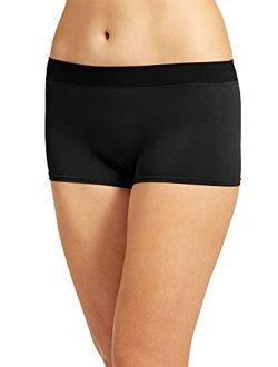 Women's Underwear Modern Micro Seamfree Boyshort