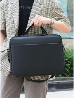 Men Large Capacity Briefcase