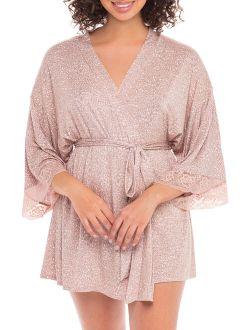 Women's Maternity Robe