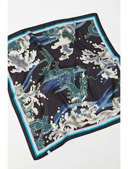 Dragon Print Bandana