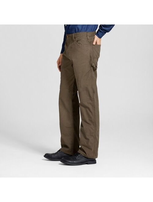 Dickies Men's Relaxed Fit Straight Leg Carpenter Duck Jeans