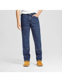 Men's Relaxed Fit Workhorse Jeans - Stonewashed
