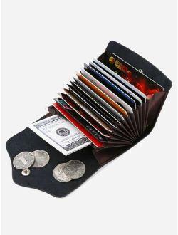 Men PU Card Holder