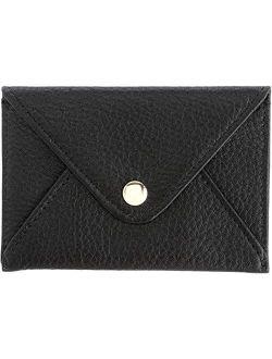Leather Envelope Style Card Holder