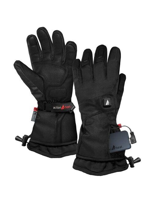 ActionHeat 5V Battery Heated Men's Premium Gloves
