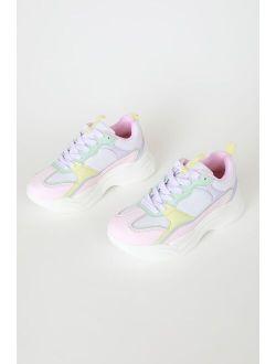 Adrien Multicolor Sneakers