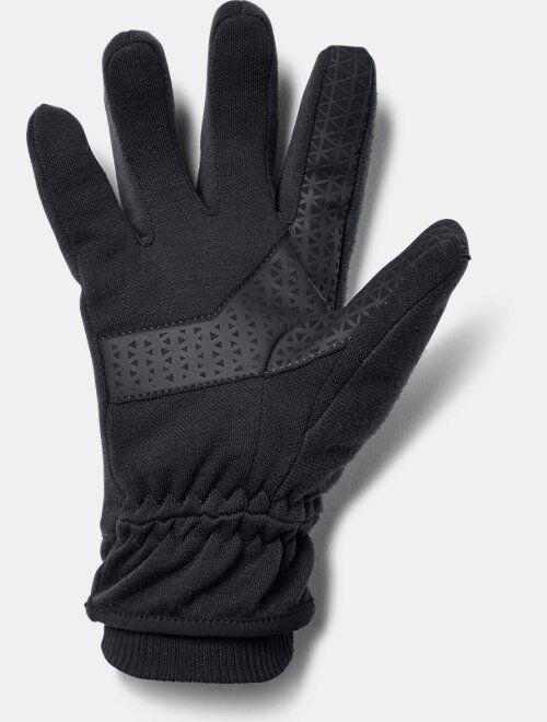Under Armour Boy's UA Storm Fleece Gloves