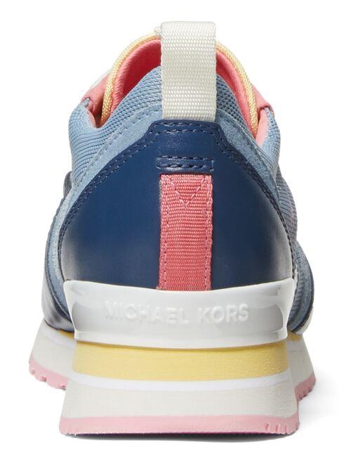 Michael Kors Dash Trainer Mesh Sneakers
