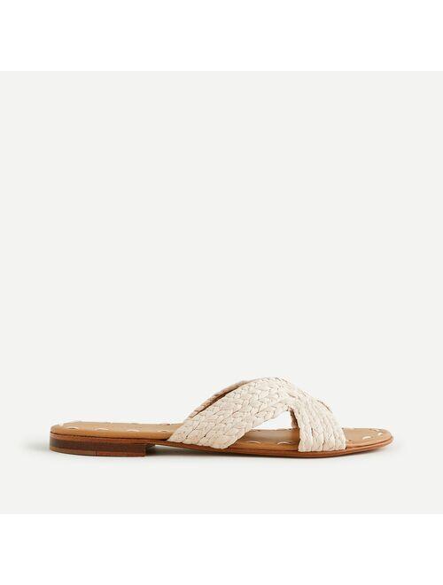 Carrie Forbes X J.Crew Salon sandals