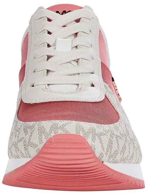 Michael Kors WOmen's Allie Wrap Trainer Sneakers