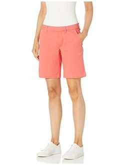Women's 9 Inch Hollywood Chino Short (standard And Plus)