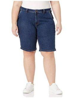 Women's Plus Size Carpenter Short