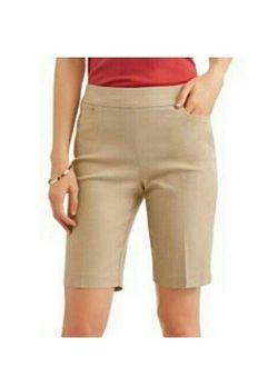 Women's Pull-on Millennium Short Brownstone Size Xxl/2xg (20)
