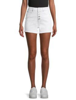 Women's 5-Button Core Shorts