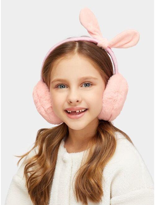 Shein Girls Ear Decorated Earmuff