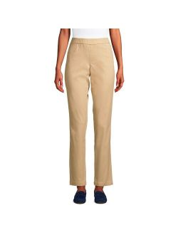 Ds' End Pull-on Chino Ankle Pants