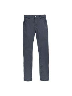 -20 Levi's® 502 Regular Taper Fit Stretch Chino Pants
