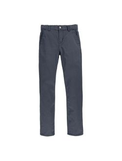 Big Boys Taper Fit Chino Pants