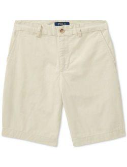 Big Boys Straight Fit Chino Shorts