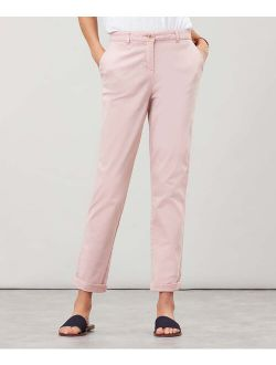 Joules Pale Pink Hesford Slim-Fit Chino Pants - Women