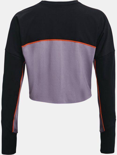 Women's UA RUSH™ Crop Long Sleeve