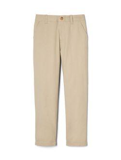Khaki Slim Fit Casual Chino Pants - Boys