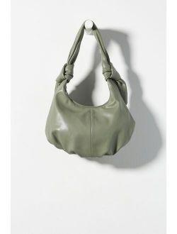 Melie Bianco Knotted Shoulder Bag