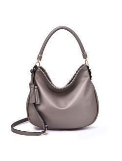 Mellow World Pia Whipstitch Hobo Bag