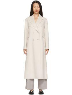 S Max Mara Beige Lauren Coat