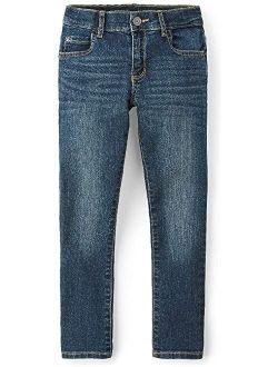 Stretch Skinny Jeans (Little Kids/Big Kids)