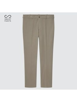 MEN SMART 2-WAY STRETCH COTTON ANKLE-LENGTH PANTS