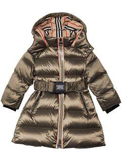 Burberry Kids Abriana Coat (Little Kids/Big Kids)