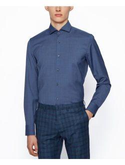 BOSS Men's Long-Sleeve Slim-Fit Shirt