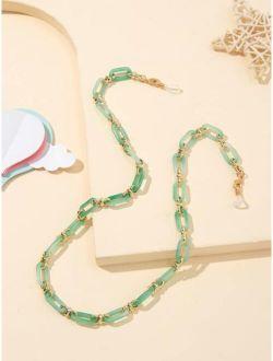 Simple Glasses Chain