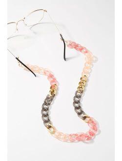 Arden Jewelry Ava Ombre Glasses Chain